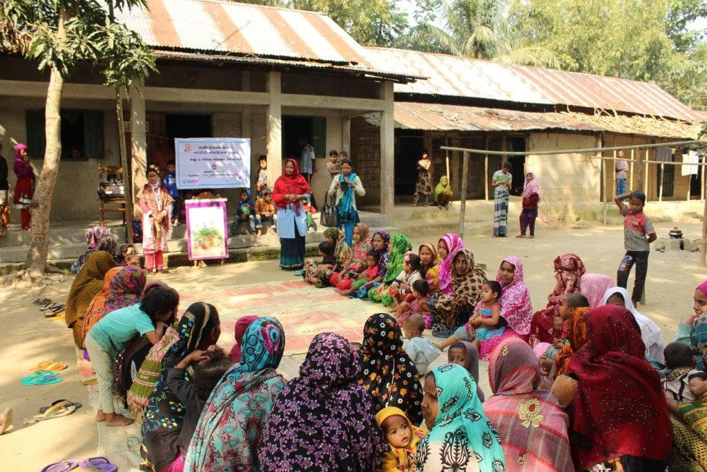 Community Mobilization Program 'Notun Din'