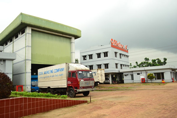 Central Warehouse (Bhaluka)